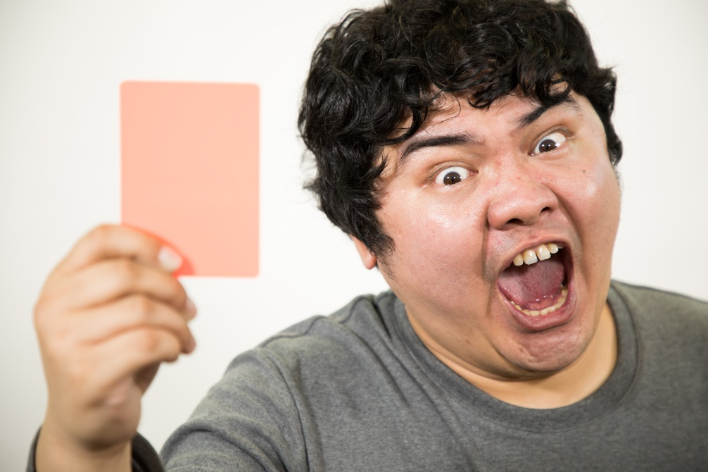 メルカリの値下げ交渉にレッドカード
